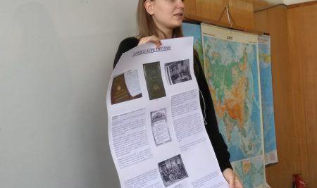 Празнуване на 140 години от създаването на Търновската конституция от 7 в и 7 г клас