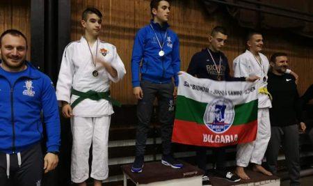 Спортен успех на наш ученик